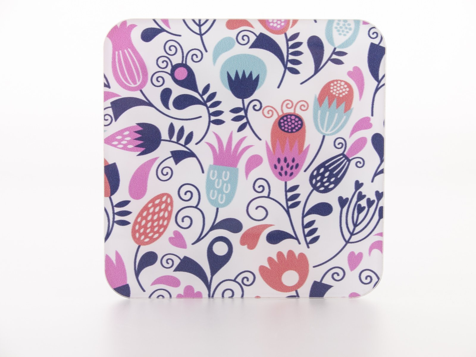 Coasters- Floral CO012 - Art Life Decor