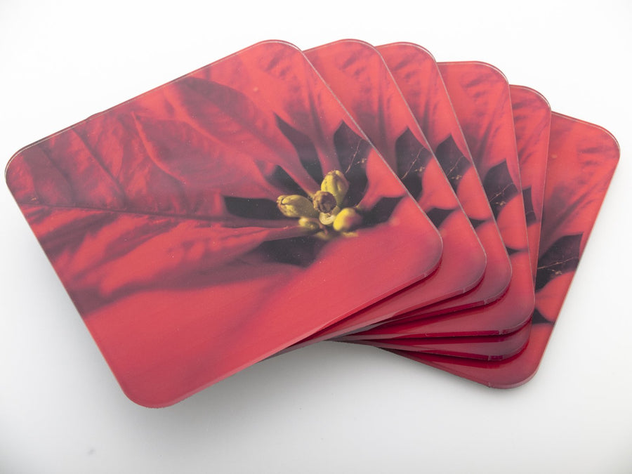 Coasters- Red Roses CO002 - Art Life Decor