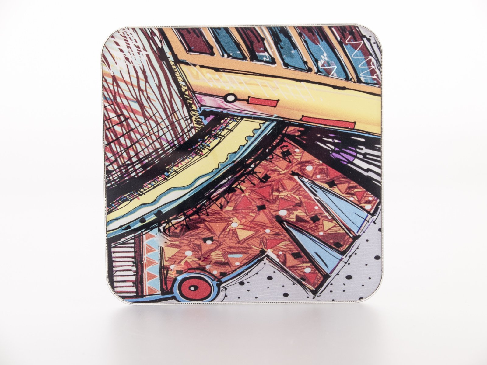 Coasters-  Art  CO030 - Art Life Decor
