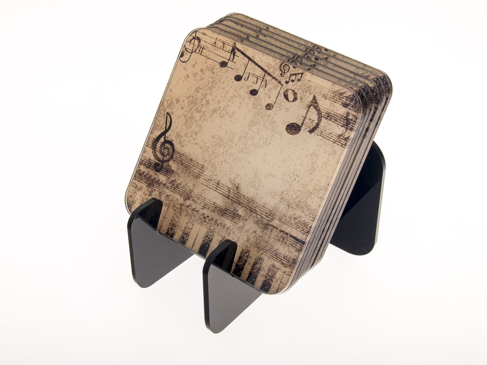 Coasters-  Music Notes  CO026 - Art Life Decor