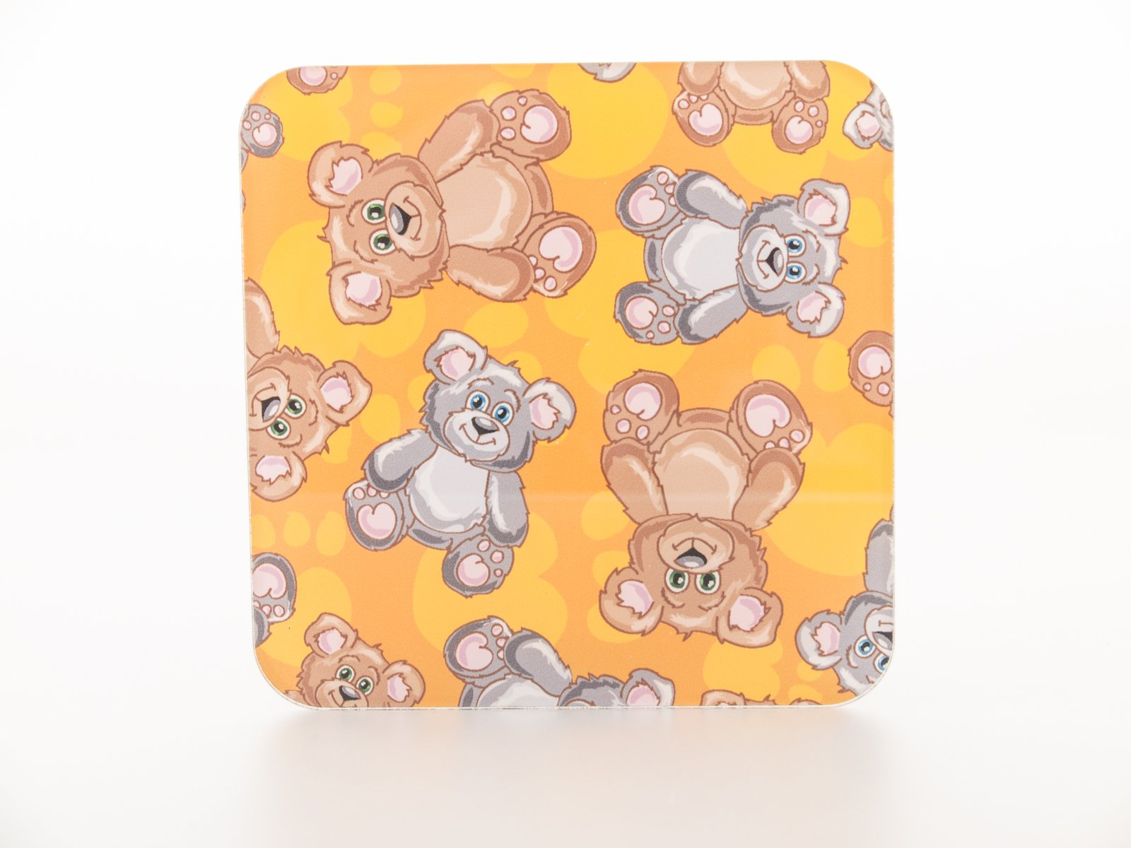 Coasters- Teddy Bear  CO013 - Art Life Decor