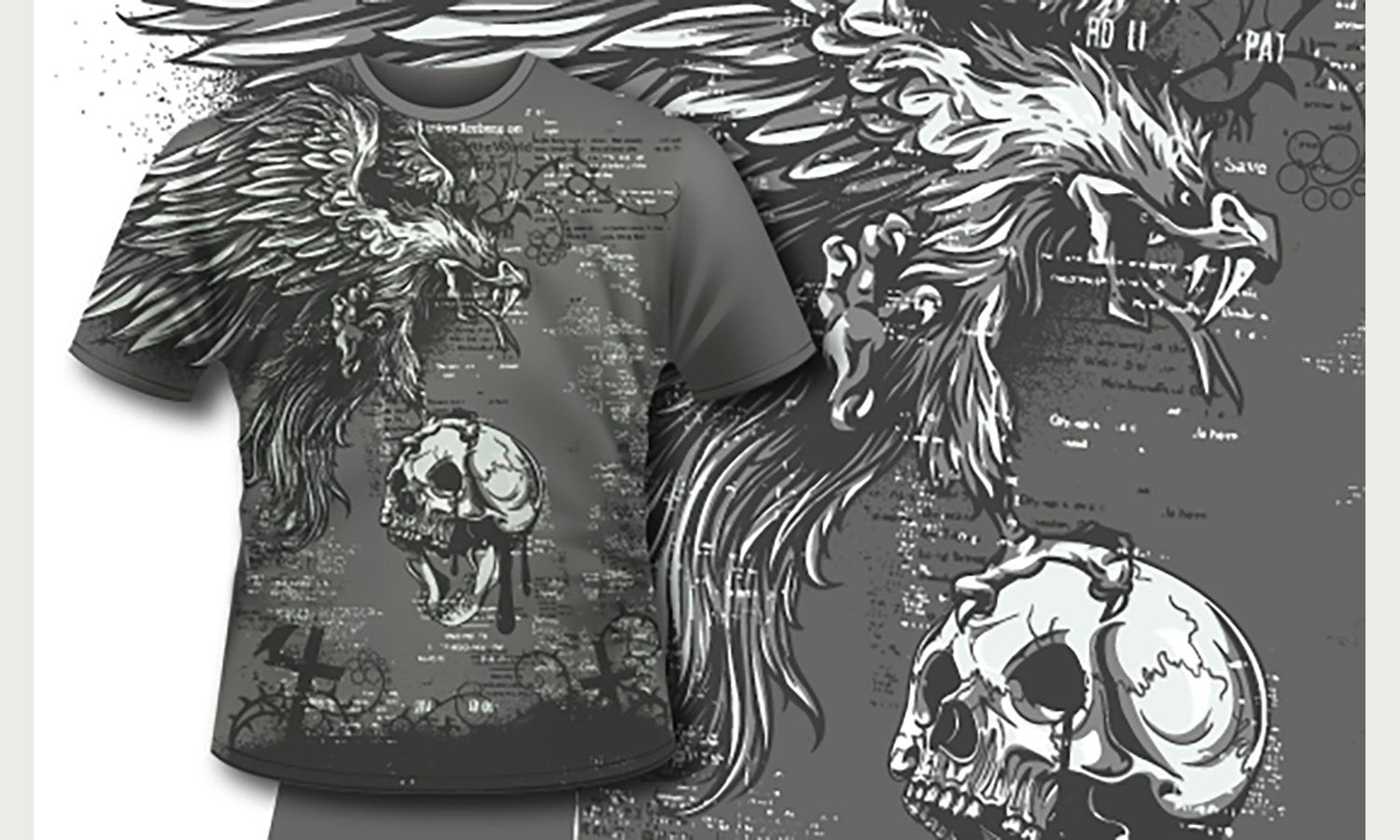Death - Printed T-Shirt for Men, Women and Kids - TS299