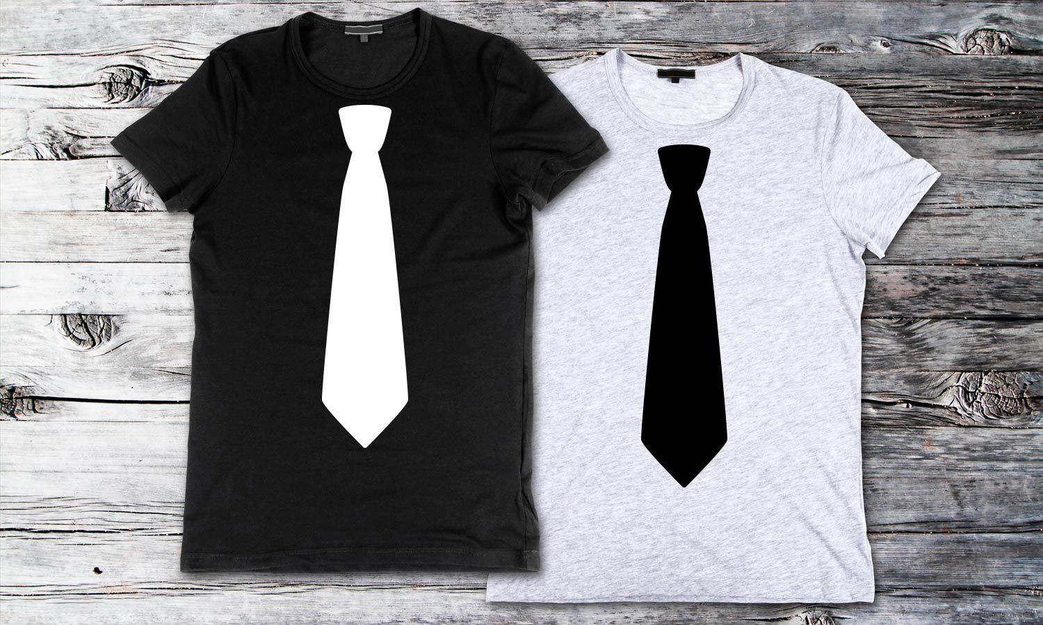 HR Tie - Printed T-Shirt for Men, Women and Kids - TS452