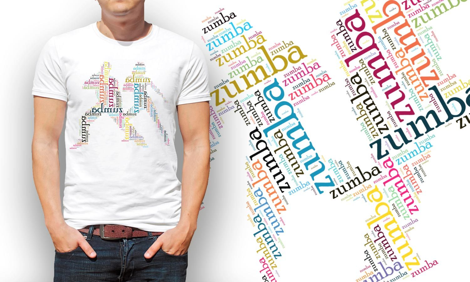 Zumba - Printed T-Shirt for Men, Women and Kids - TS011