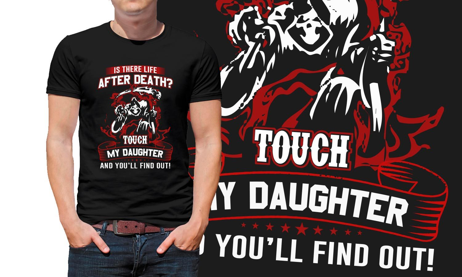 You will Find out - Printed T-Shirt for Men, Women and Kids - TS185