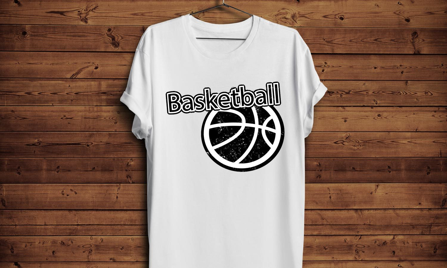 Basketball - Printed T-Shirt for Men, Women and Kids - TS239
