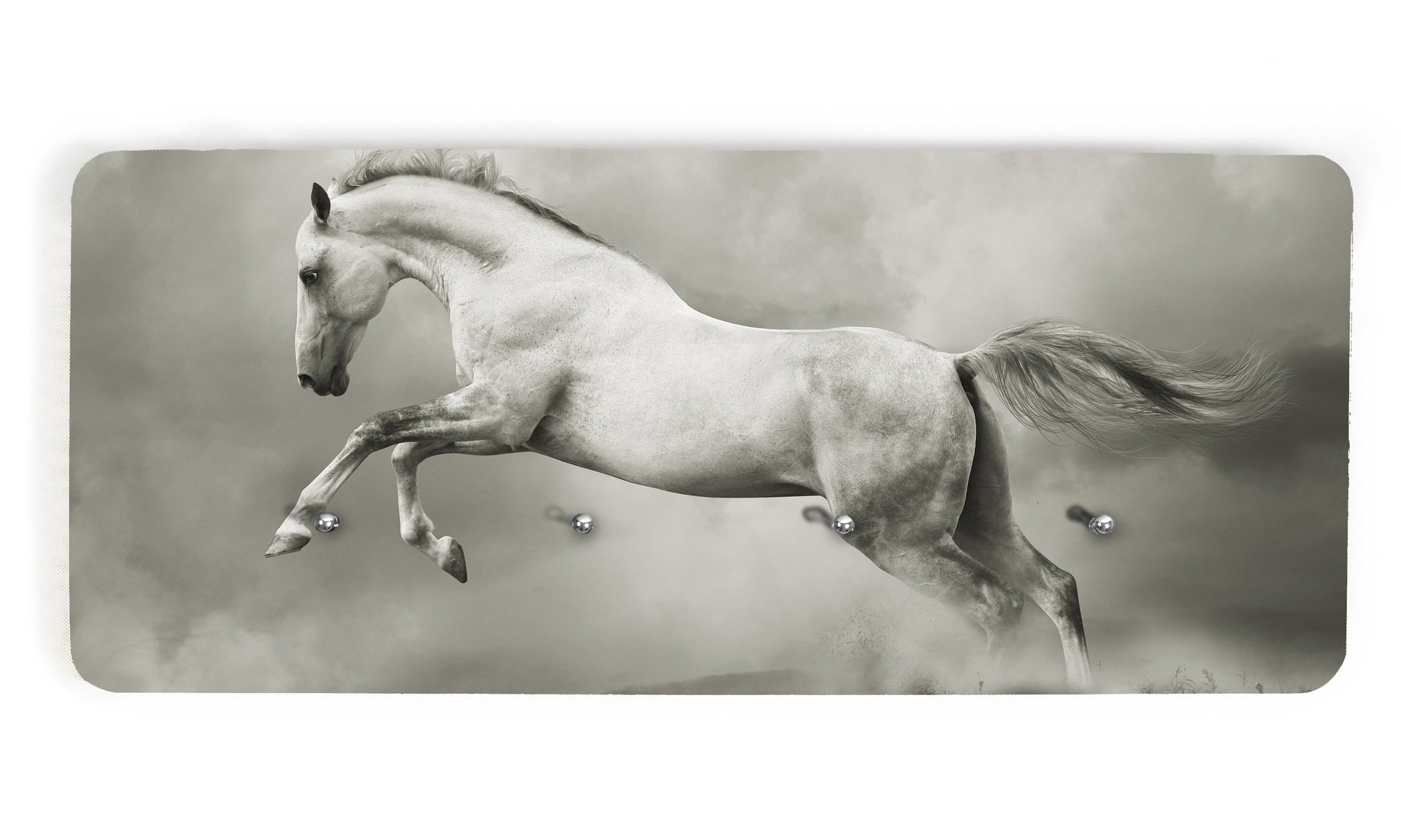 Art wall hangers horse - AV008 - Art Life Decor