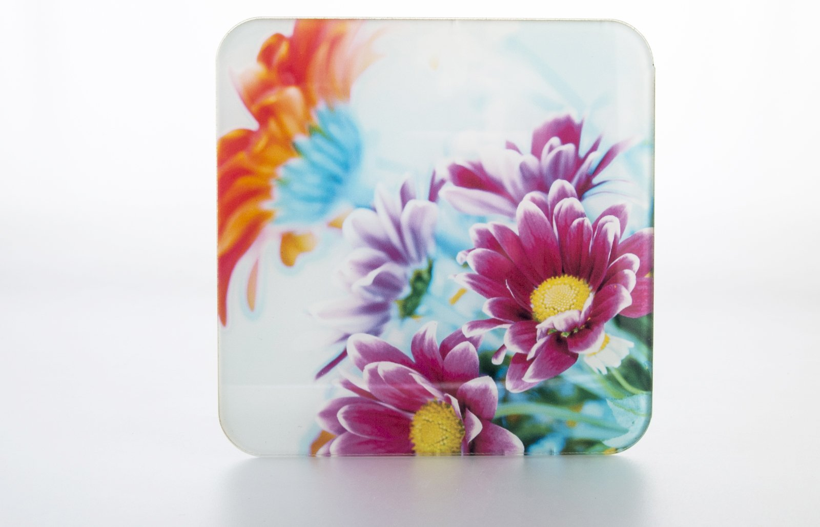 Coasters- Flower Color CO004 - Art Life Decor