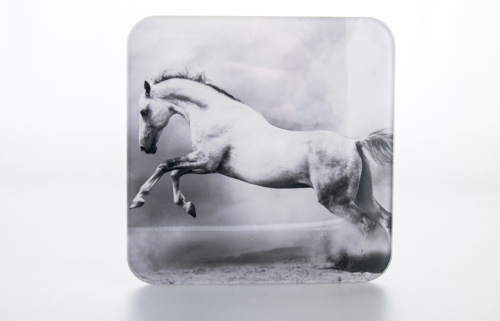 Coasters-  Silver Stalion  CO027 - Art Life Decor