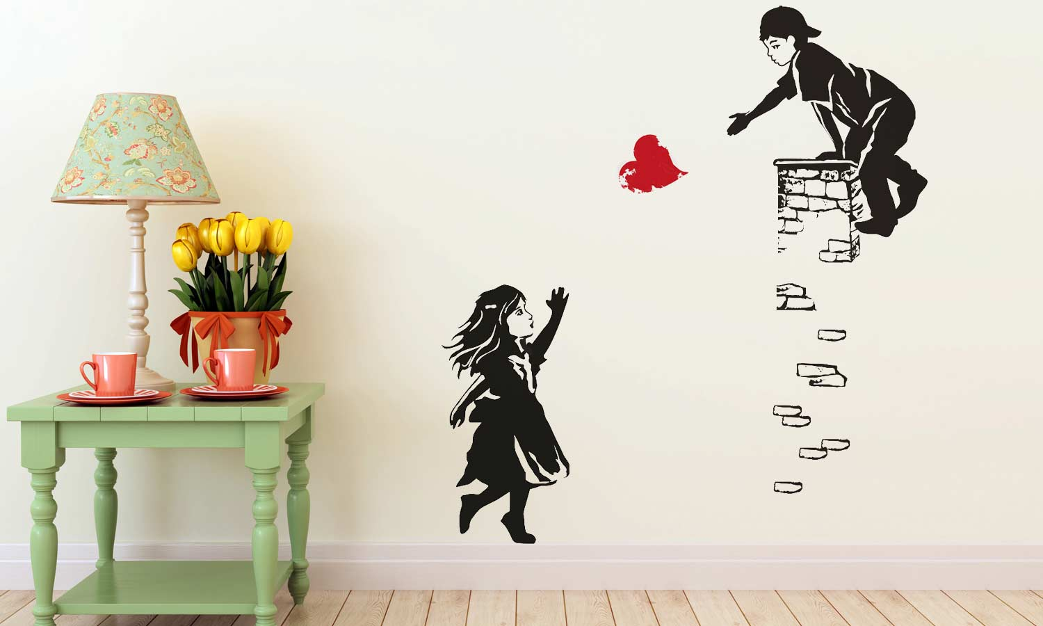 Wall stickers  Love - WS079