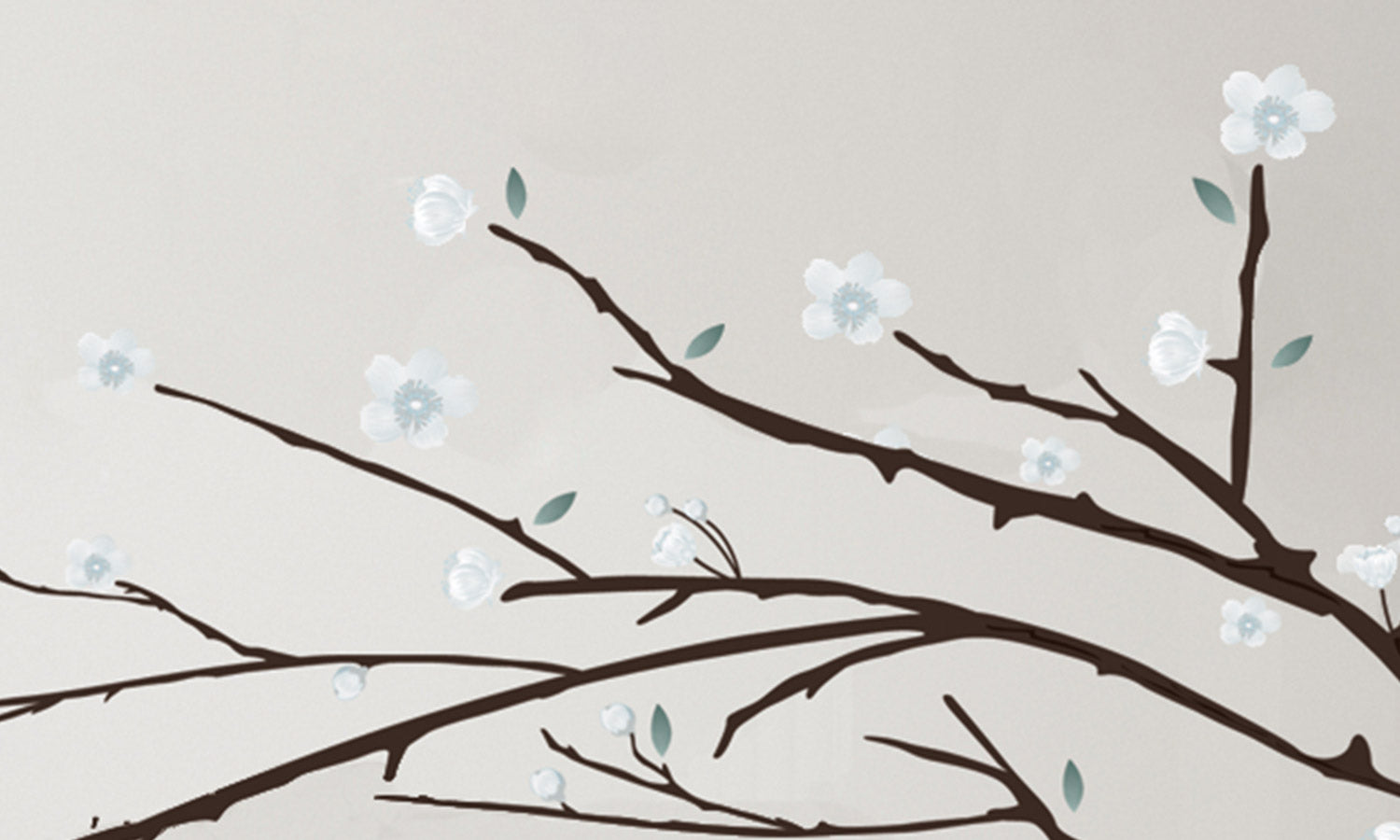 Wall stickers Branches  - WS008