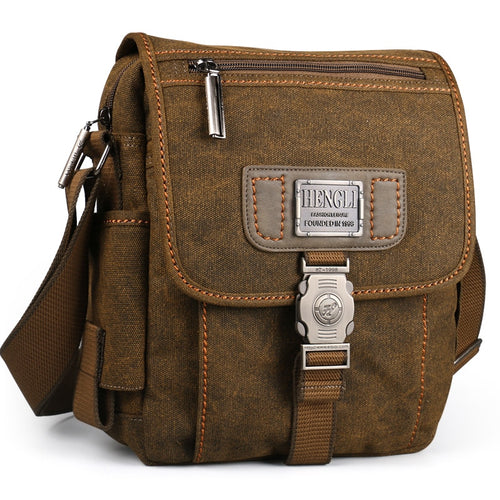 Men shoulder crossbody Bag
