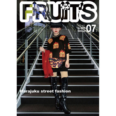 FRUiTS magazine No.226-FRUiTS_magazine_shop