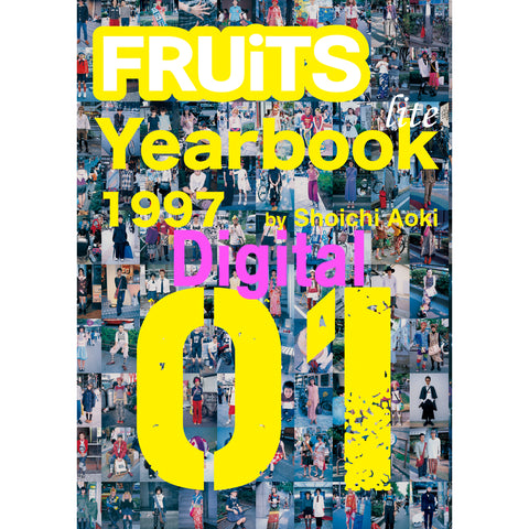 eBOOK-FRUiTS Yearbook vol.01 (1997)