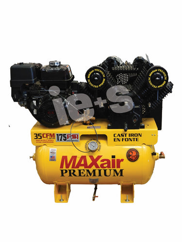 MAXAIR Premium 13 HP Gas Air Compressor
