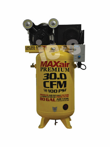 MAXAIR Premium 7.5 HP Electric Vertical Air Compressor