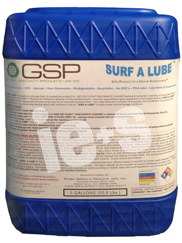 SURF A LUBE, 5 GAL