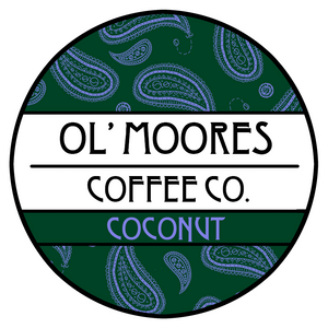 Ol' Moore's Coconut Flavoured Coffee