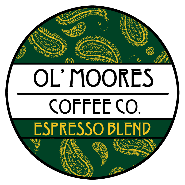 Ol' Moore's Espresso Blend