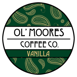 Ol' Moore's French Vanilla Flavoured Coffee