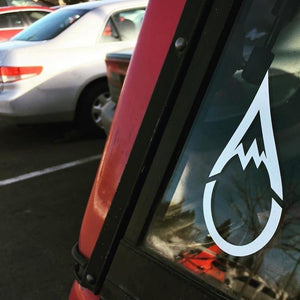 Abide Culture Coffee Drip Decal