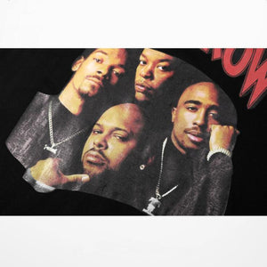 Death Row Records Tee