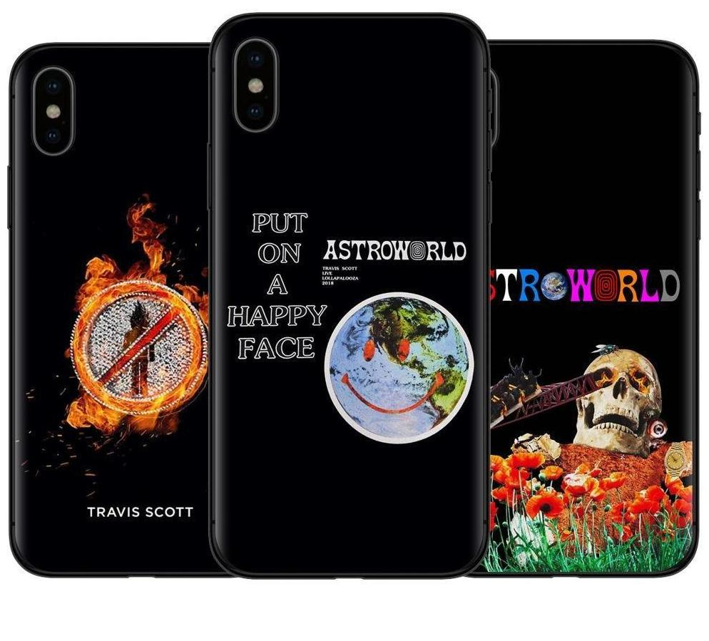 Travis scott Astroworld  Phone Case