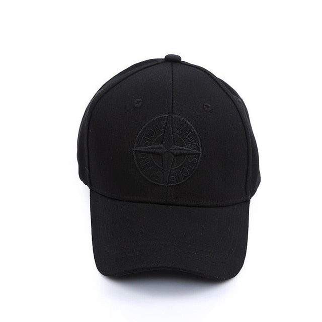 Stone Is Land Dad hat