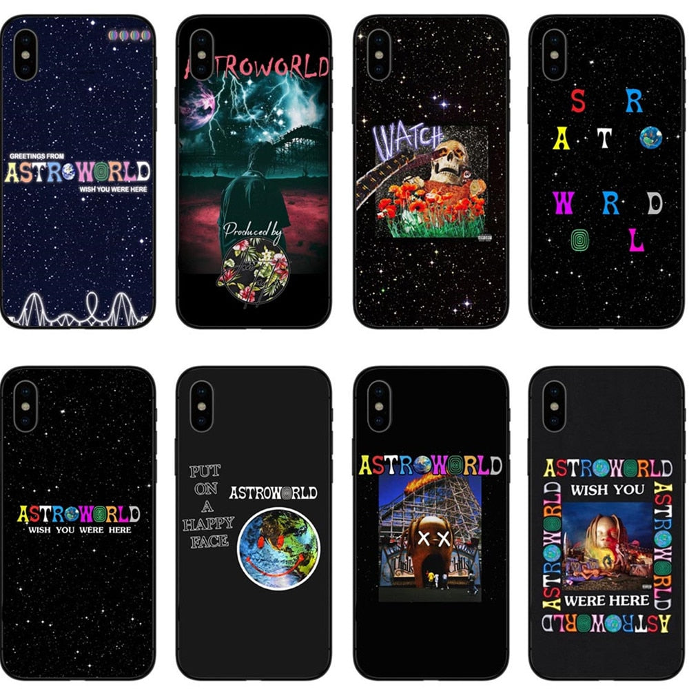 Travis Scott Phone Cases