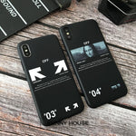 """Off"" Phone Case"