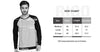 Rigo Black Fleece With Stripe Tape Patch On Sleeve Hooded Sweatshirt-Full