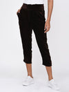 RIGO Brown Velvet Trousers for Women
