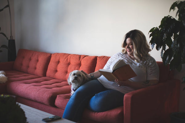 Kelly's Recs: 7 Feel-Good Reads by Female Authors