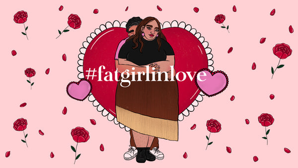 Fat Girl In Love: A Valentine's Day Series