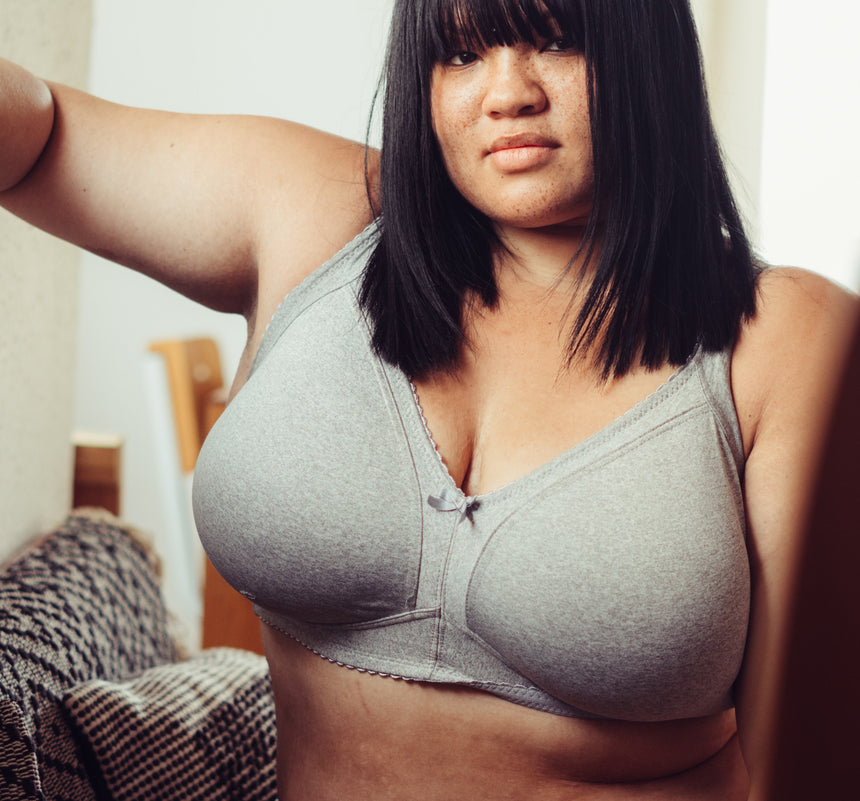 Where To Find Comfy Plus-Size Bralettes