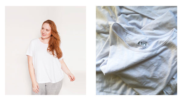 In Search Of: The Perfect Plus Size White Tee