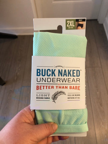 The Duluth Underwear packaging.