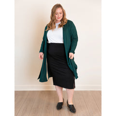 Ori Plus Size Duster
