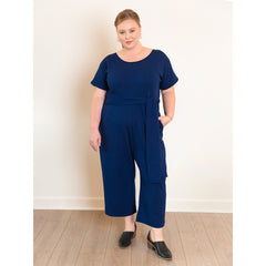 Ori - Plus Size Jumpsuit