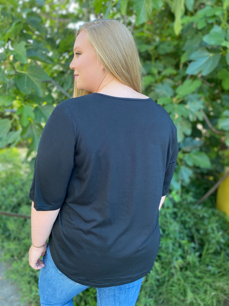 Ori Comfy R&D: The Air Tee - Ori Plus Size Online Boutique