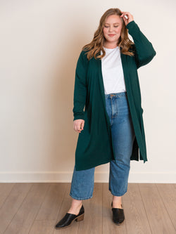 (Sale) The Super Soft Duster - Ori Plus Size Online Boutique