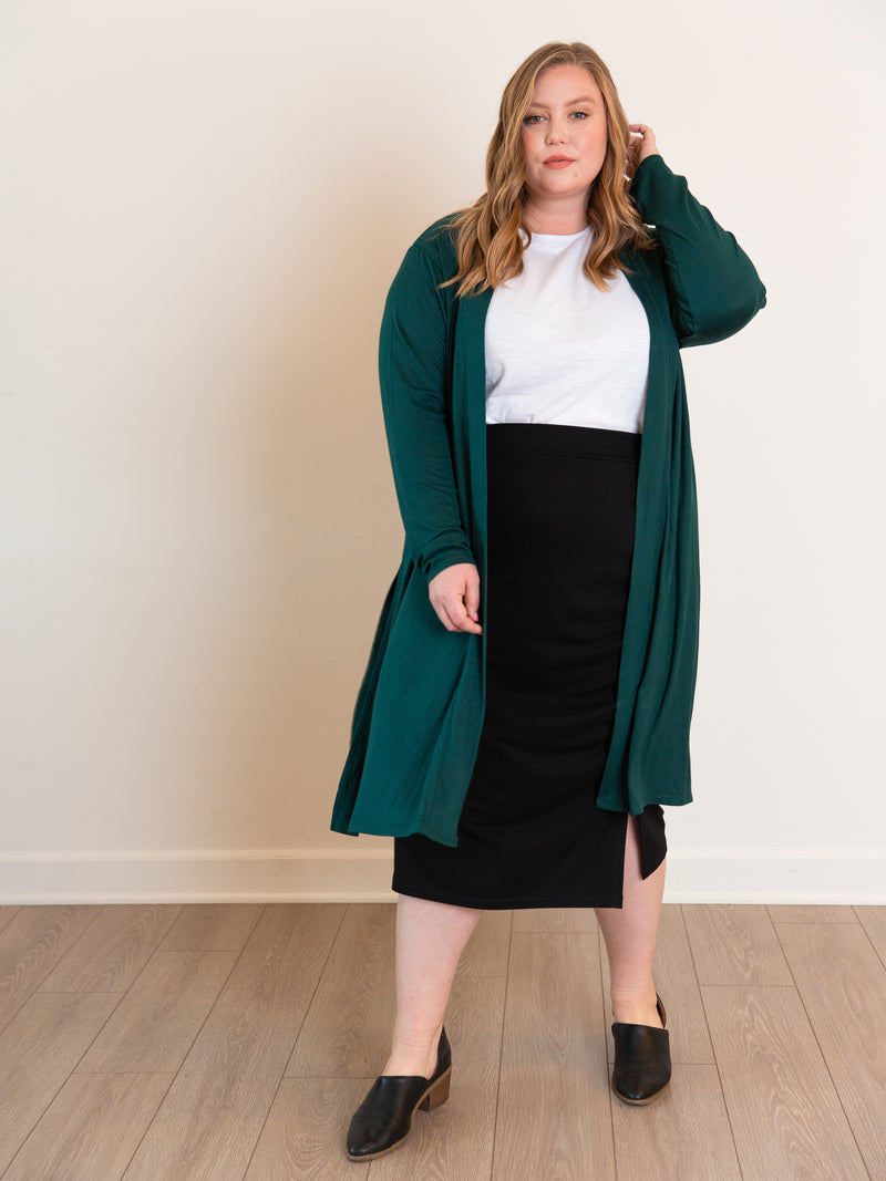 The Dreamy Duster - Ori Plus Size Online Boutique
