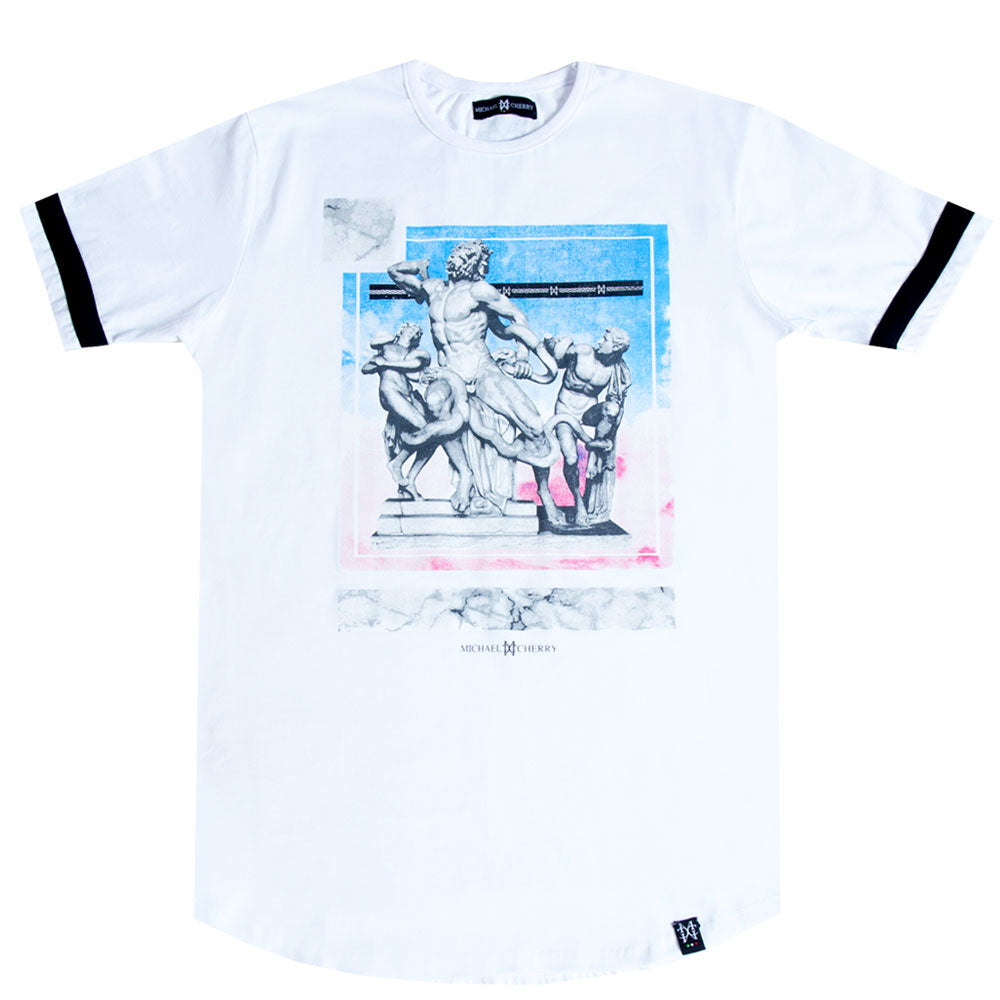 Godz white T-shirt
