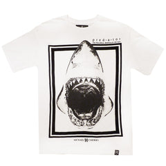 Predator white T-shirt