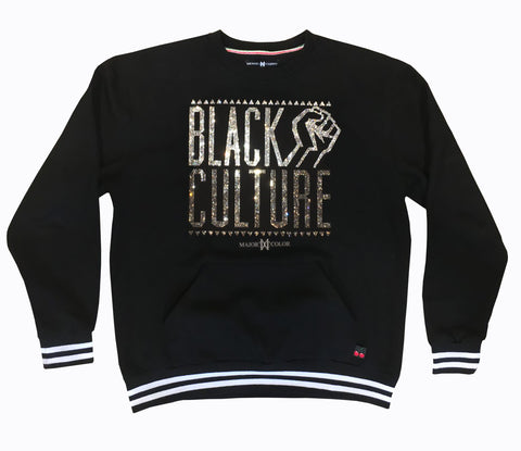 Black Culture sweatshirt (3 Sizes left)
