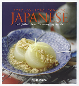 Step-by-step cooking JAPANESE