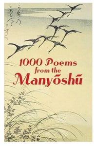 1000 poems from the Man'yōshū
