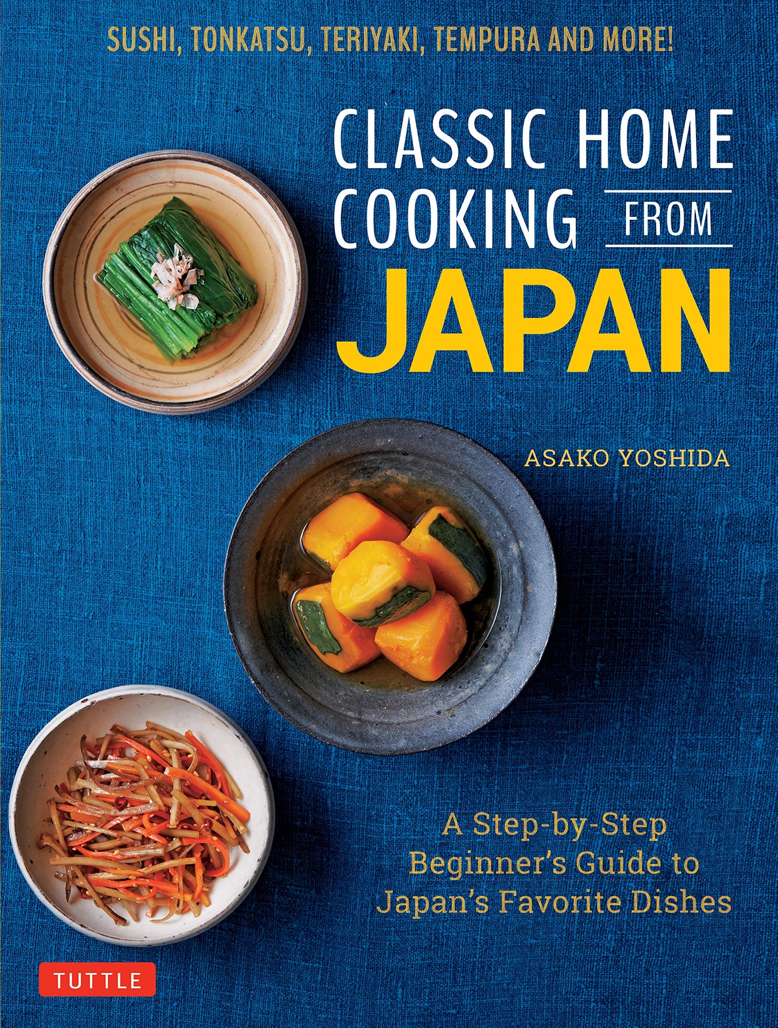 Classic Home Cooking from JAPAN