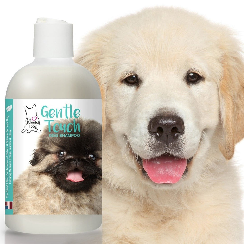 GENTLE TOUCH DOG SHAMPOO