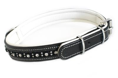 Double Stack Luxury Dog collar